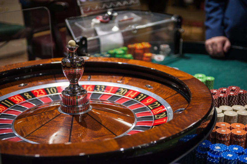 Ideal Points Concerning Casino
